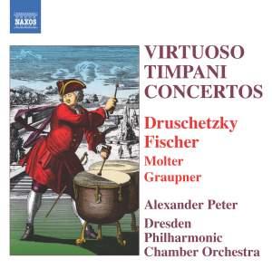 Virtuoso Timpani Concertos Product Image