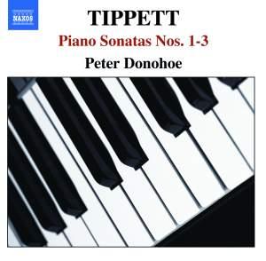 Tippett: Piano Sonata No. 1 'Fantasy Sonata', etc.