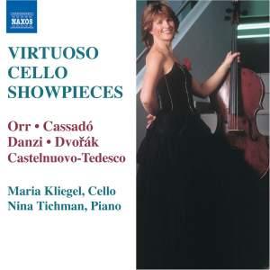 Virtuoso Cello Showpieces