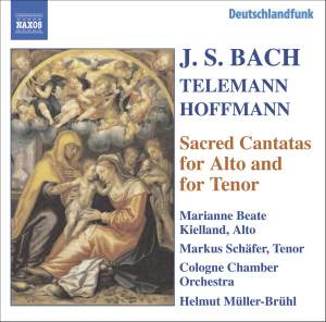 Sacred Cantatas for Alto and for Tenor