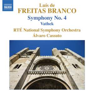 Freitas Branco - Orchestral Works Volume 4