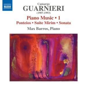 Mozart Camargo Guarnieri: Piano Music, Vol. 1 Product Image