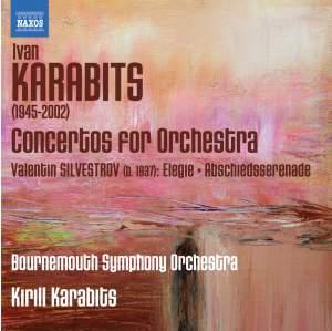 Karabits: Concertos for Orchestra