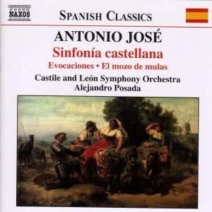 Antonio José: Sinfonia castellana