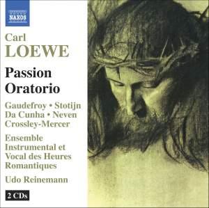 Loewe, C: Passion Oratorio Product Image
