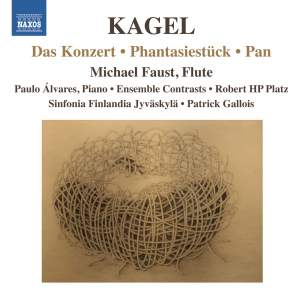 Mauricio Kagel: Works for Flute Product Image