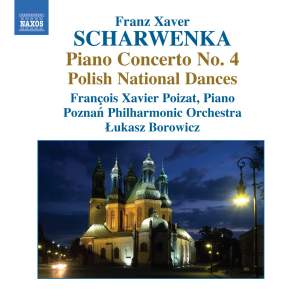 Franz Xaver Scharwenka: Piano Concerto No. 4 in F minor Product Image