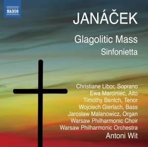 Janacek: Glagolitic Mass & Sinfonietta Product Image
