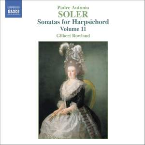Soler - Sonatas for Harpsichord Volume 11 Product Image