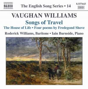 The English Song Series Volume 14 - Vaughan Williams 2