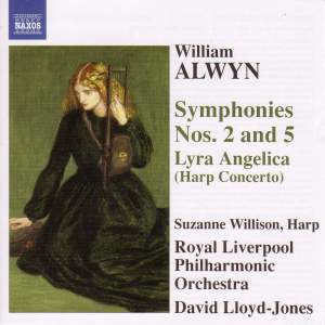 Alwyn: Symphony No. 2, etc. Product Image