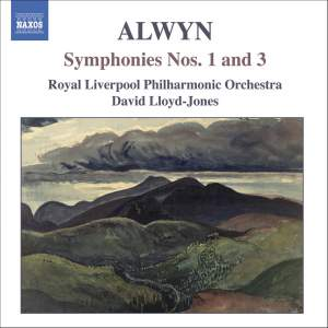Alwyn - Symphonies Nos. 1 & 3 Product Image