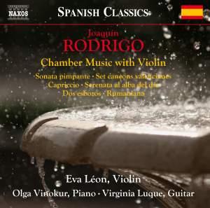 Rodrigo: Chamber Music with Violin