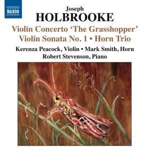 Holbrooke: Violin Concerto 'The Grasshopper' Product Image