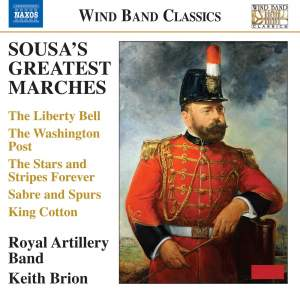 Sousa's Greatest Marches Product Image