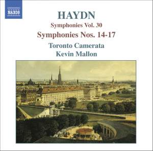 Haydn - Symphonies Volume 30 Product Image