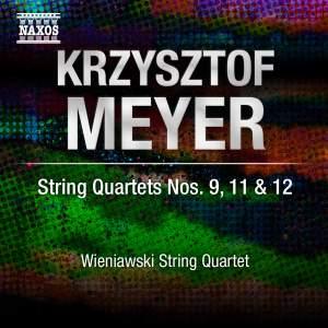 Meyer: String Quartets Volume 2 Product Image