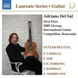 Guitar Recital: Adriano Del Sal