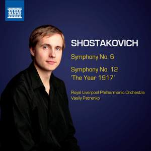 Shostakovich: Symphonies Nos. 6 & 12 Product Image
