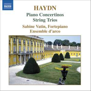 Haydn - Piano Concertinos & String Trios Product Image