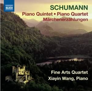 Schumann: Piano Quintet, Piano Quartet & Märchenerzählungen