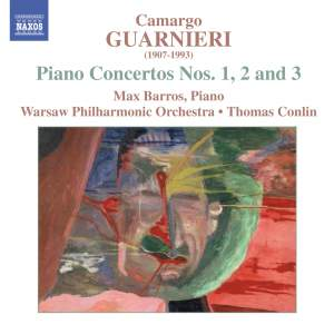 Guarnieri - Piano Concertos Nos. 1, 2 & 3 Product Image