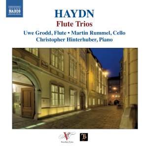 Haydn: Flute Trios Product Image