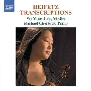 Heifetz - Transcriptions for Violin and Piano Product Image