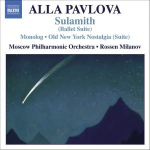 Alla Pavlcva: Orchestral Works Product Image