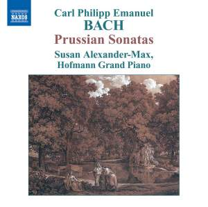 CPE Bach: Prussian Sonatas, Wq 48 Product Image