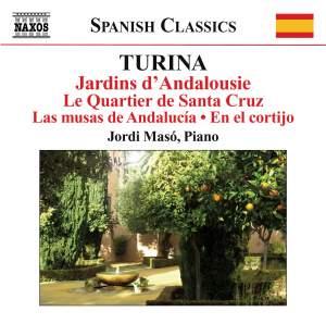 Turina: Piano Music, Volume 8 Product Image