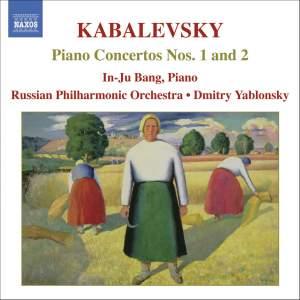 Kabalevsky: Piano Concertos Nos. 1 & 2