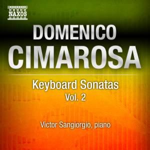 Cimarosa: Keyboard Sonatas Volume 2