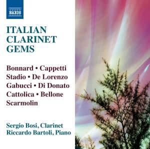 Italian Clarinet Gems Product Image