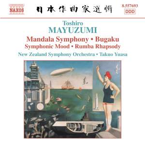 Mayuzumi: Selected Orchestral Works Product Image