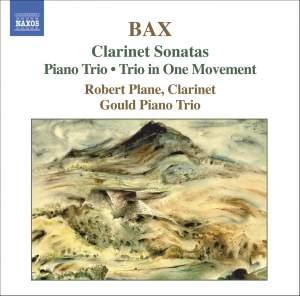 Bax - Clarinet Sonatas