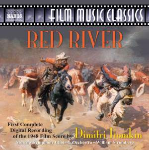 Tiomkin: Red River Film Score, 1948 Product Image