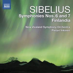 Sibelius: Symphonies Nos. 6 & 7 Product Image