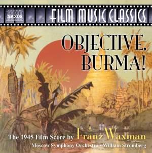 Waxman, F: Objective, Burma!