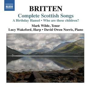 Britten: Complete Scottish Songs Product Image