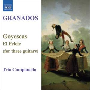 Granados: Goyescas piano suite & El Pelele Product Image