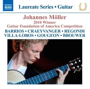 Guitar Recital: Johannes Möller