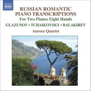Russian Romantic Piano Transcriptions Product Image