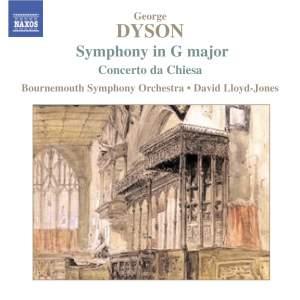 Symphony in G Major /  Concerto da Chiesa / At the Tabard Inn
