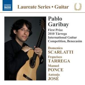 Guitar Recital: Pablo Garibay Product Image