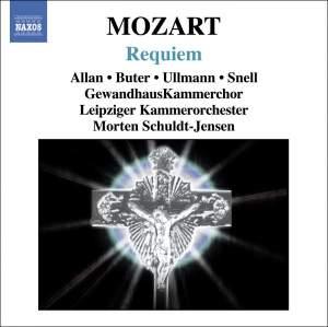 Mozart: Requiem, Inter natos mulierum & Misericordias Domini Product Image