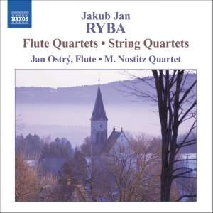 Ryba - Flute Quartets & String Quartets Product Image