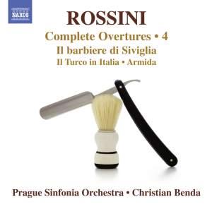 Rossini: Complete Overtures, Vol. 4