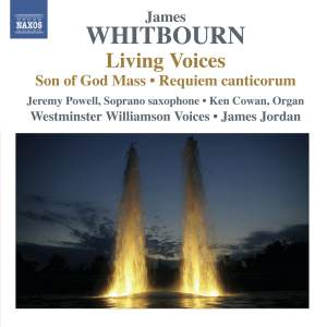 James Whitbourn: Living Voices