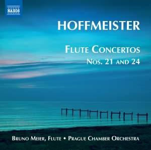 Hoffmeister: Flute Concertos, Volume 1